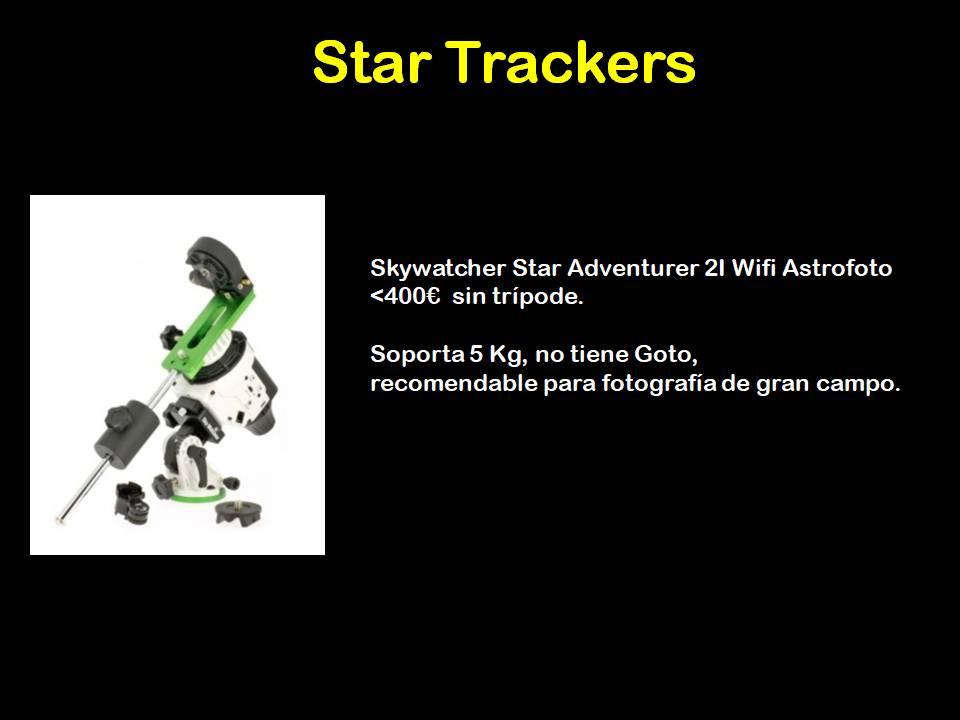 star traker star adventurer