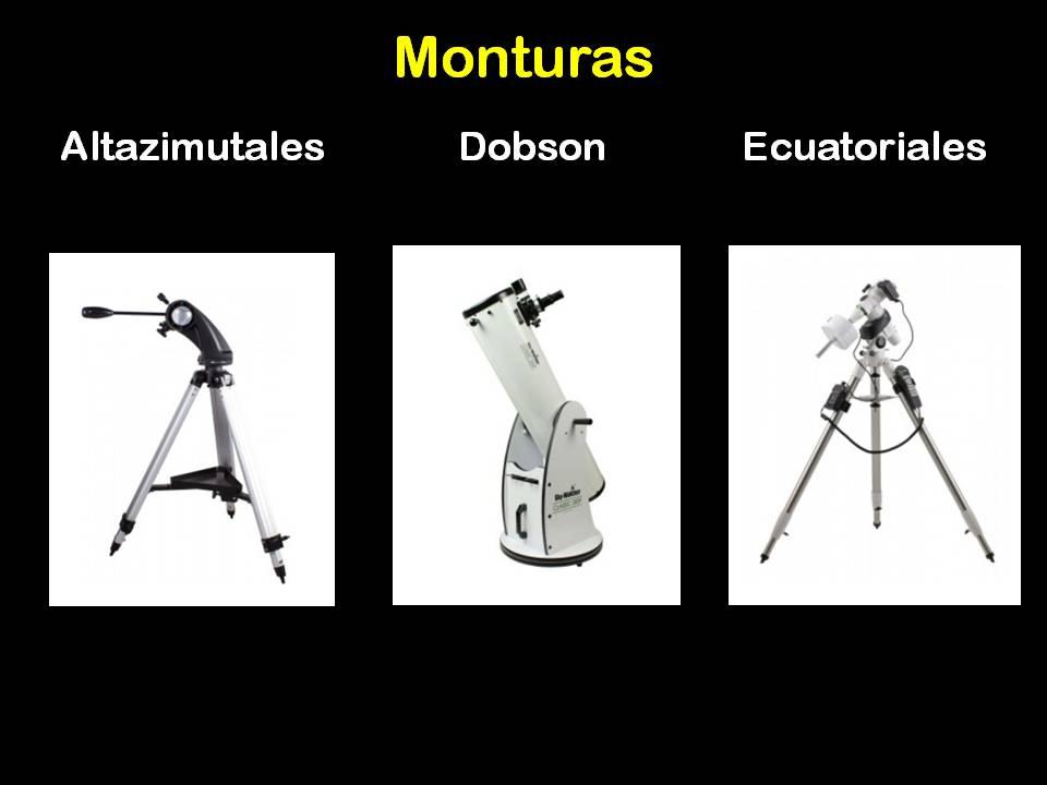 astrofotografía monturas