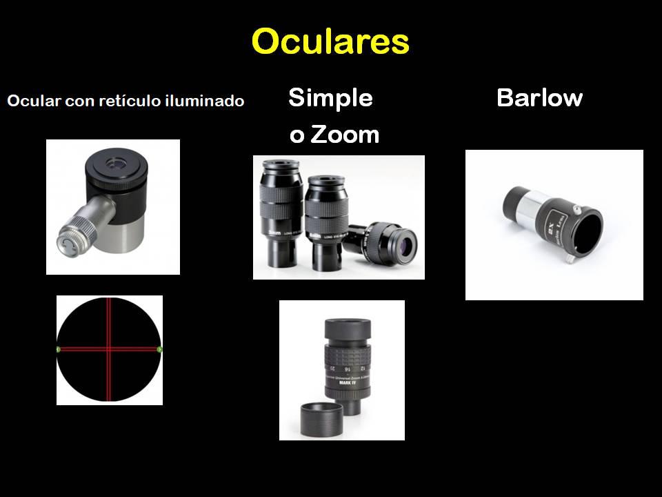 ocular telescopio