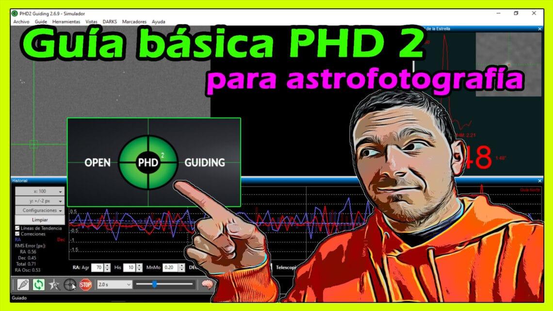 Guía básica PHD 2 Guiding