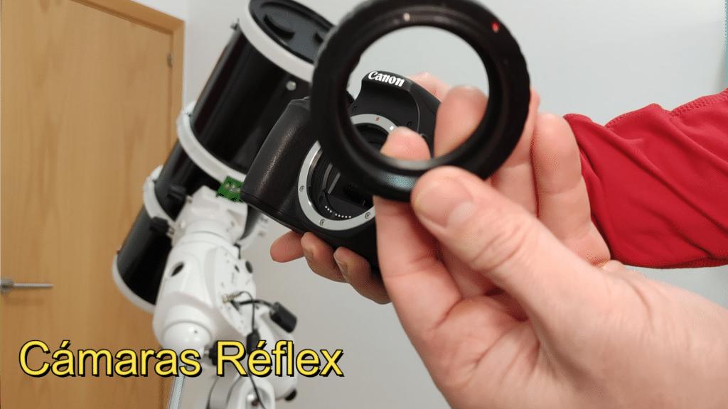 Astrofotografía con réflex digital