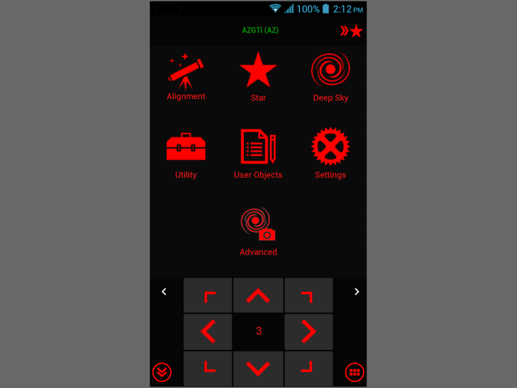Synscan pro