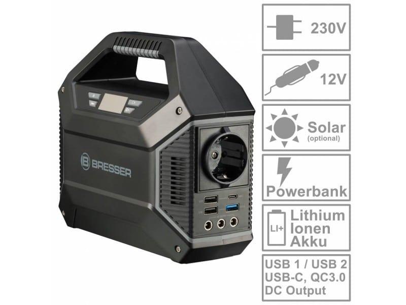 power bank bresser