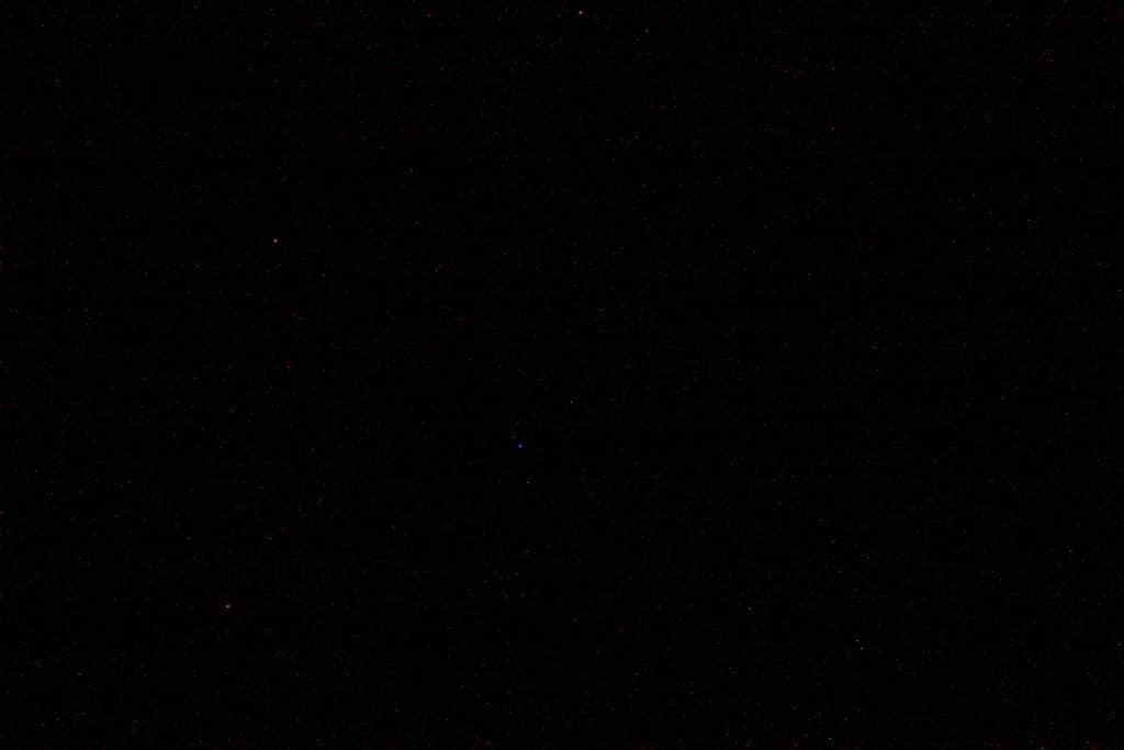 archivo de calibración dark