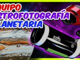 Astrofotografía planetaria